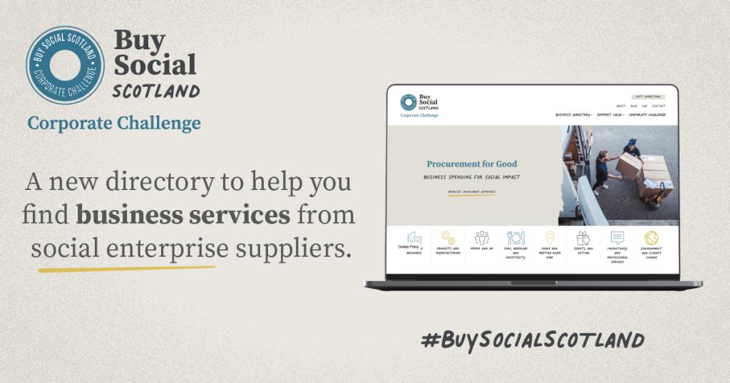 Buy Social Scotland - Services directory