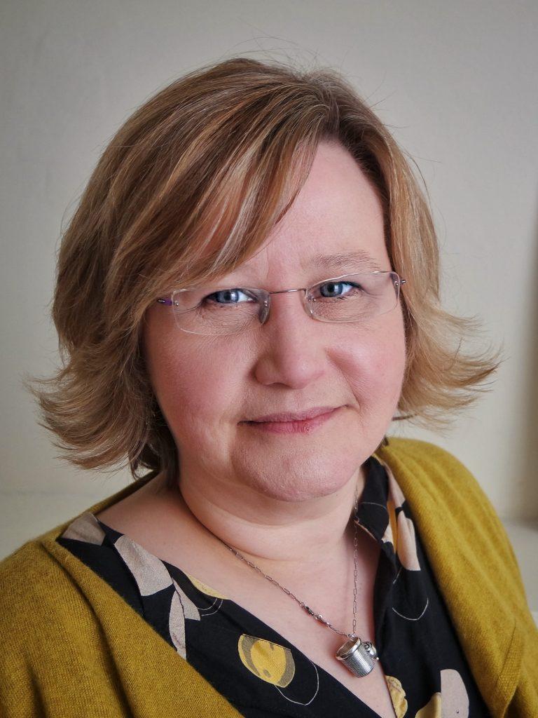 Sue Hughes.