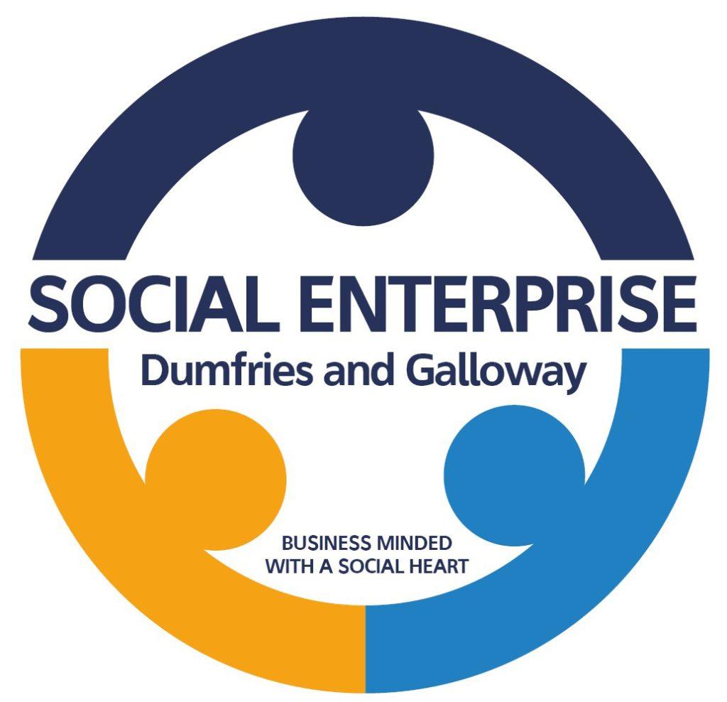 Social Enterprise Dumfries and Galloway Logo