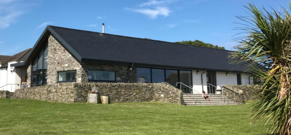 St Ninians Tearoom in Isle of Whithorn, run by Isle Futures.