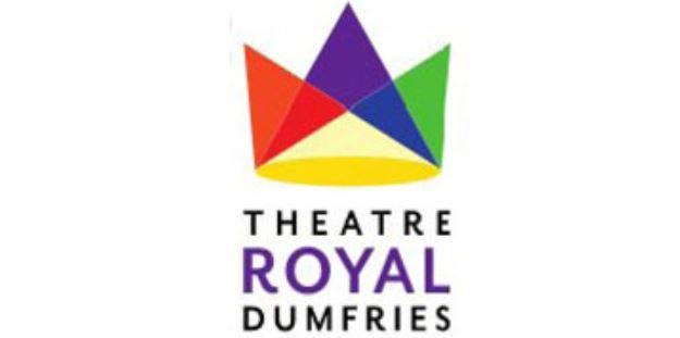 Theatre Royal Dumfries logo