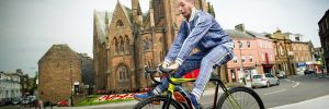 Tourist Tam Bike - Credit Jenny Wolgar
